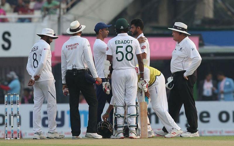 IND vs BAN, दूसरा टेस्ट: लिटन दास और नईम हसन को लगी चोट , कनकशन के नियमों के तहत किया गया रिप्लेस