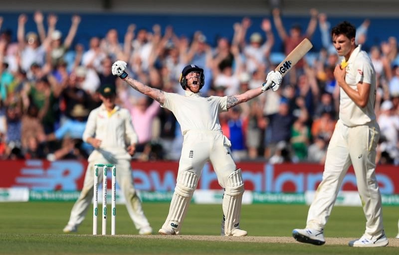 Stokes innings at Headingley was one for the ages  Test