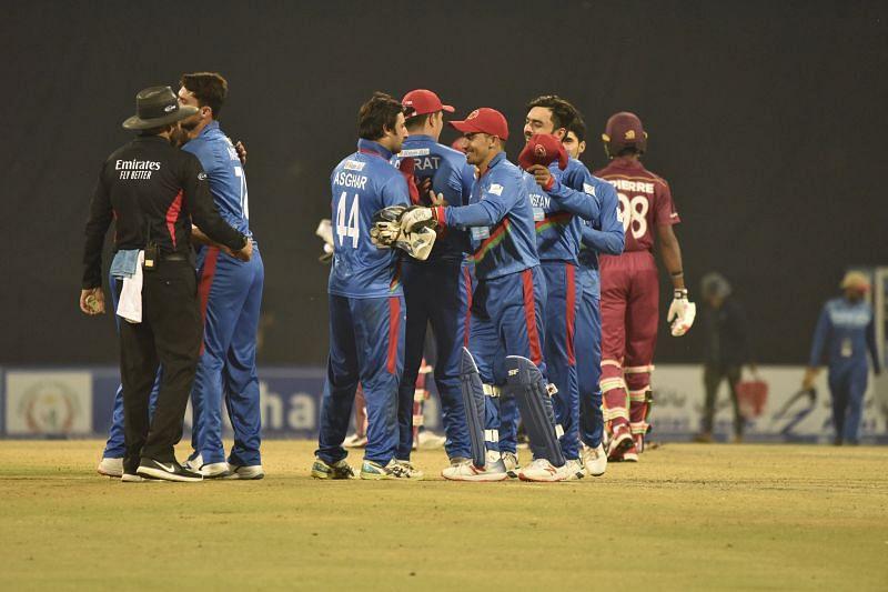 AFG vs WI: अफगानिस्तान ने वेस्टइंडीज को तीसरे टी20 में हराया, 2-1 से जीती सीरीज