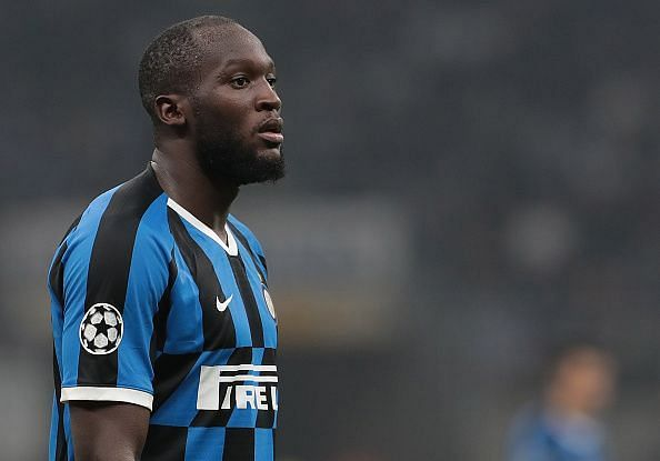 Lukaku is known for his strength