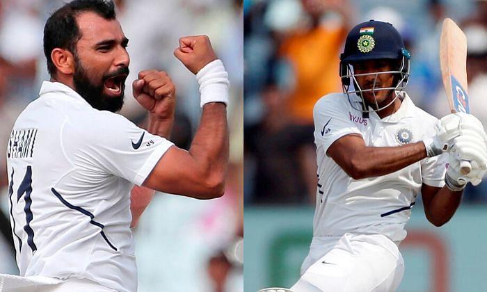 आईसीसी टेस्ट रैंकिंग: मोहम्मद शमी और मयंक अग्रवालको हुआ जबरदस्त फायदा, टॉप 11 बल्लेबाजों में भारत का वर्चस्व