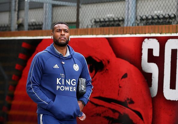 Leicester's defensive beast