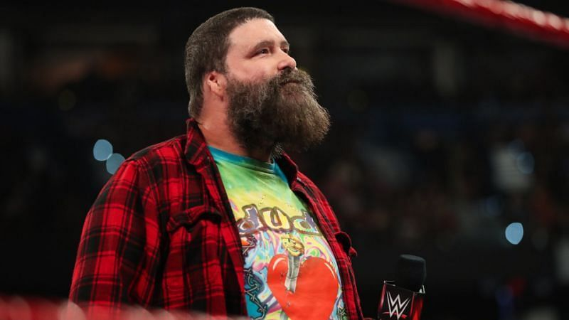 Foley impressed even with diverse personalities in the world of wrestling