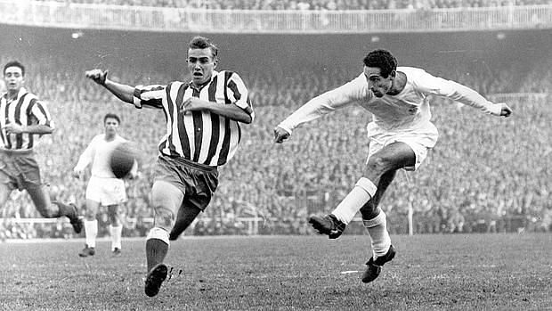 Gento secured his name among the El-Classico greats