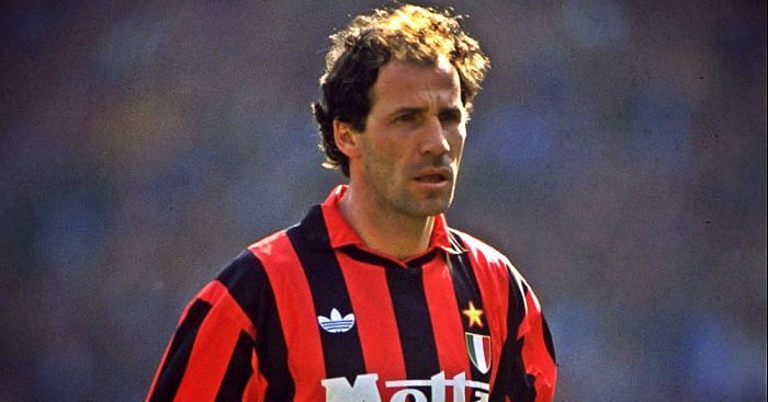 Baresi spent his entire career in Milan