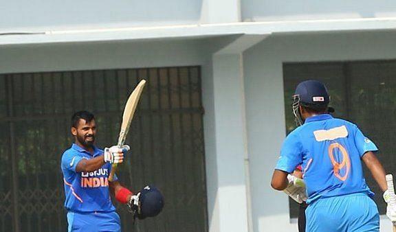 ACC Emerging Asia Cup 2019: भारत ने हांगकांग को हराया, सेमीफाइनल में होगा पाकिस्तान से मुकाबला