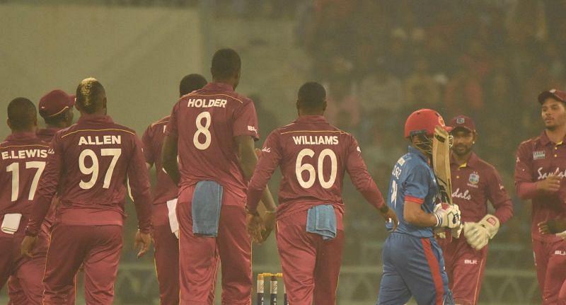 AFG vs WI: वेस्टइंडीज ने पहले टी20 में अफगानिस्तान को 30 रन से हराया, पोलार्ड का बेहतरीन ऑलराउंड प्रदर्शन