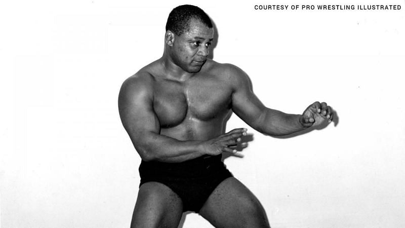 Luther Lindsay set the pace for modern Afro-American wrestlers