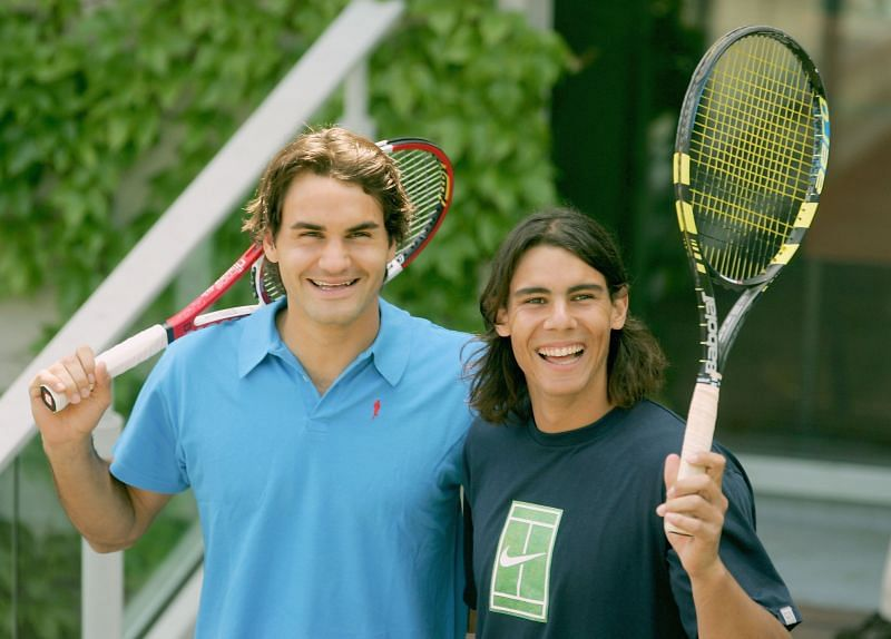 5 amazing tennis facts about the careers of Roger Federer and Rafael Nadal