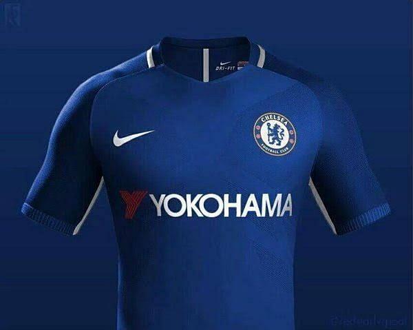Image result for Chelsea Nike kit deal