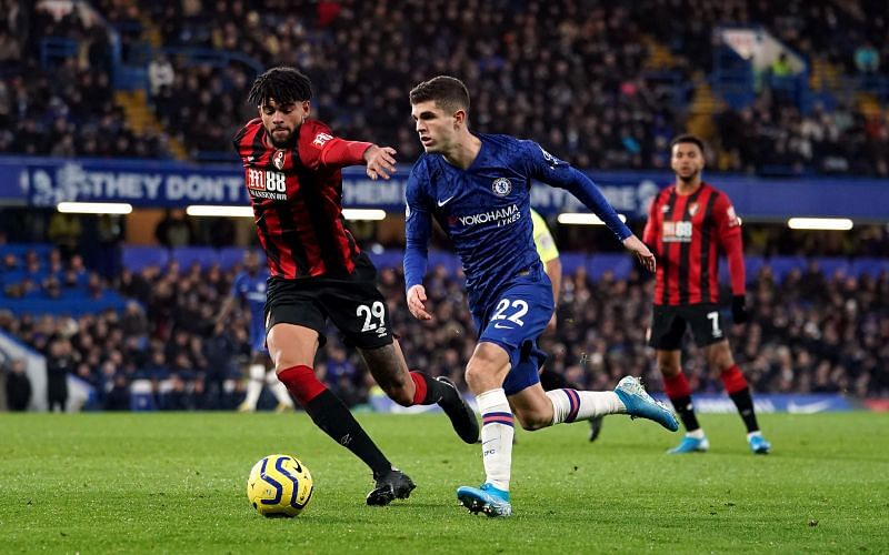 Billing excelled in midfield as Howe's trident held their position and frustrated Chelsea to good effect