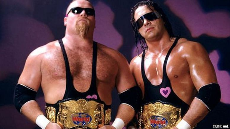 One of the greatest tag teams ever
