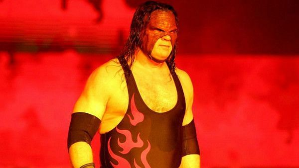 Kane couldn't keep the title for long after claiming it from Stone Cold in 1998