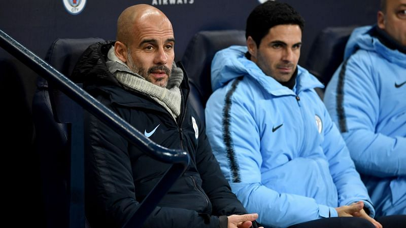 Arteta 'ready' to manage but Guardiola hopes assistant stays at Manchester City