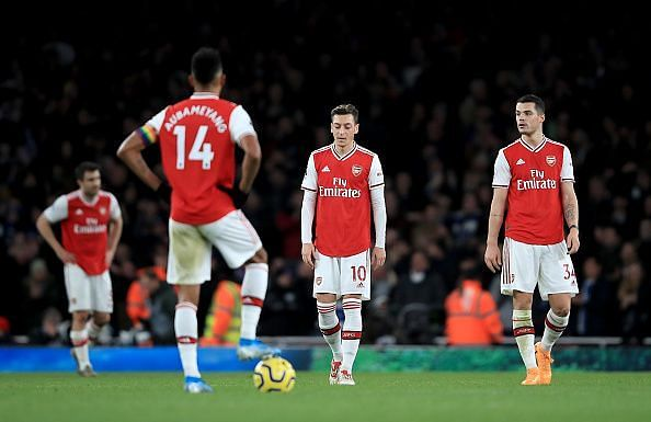 Analyzing Arsenal's problems and how the Gunners can get their season back on track