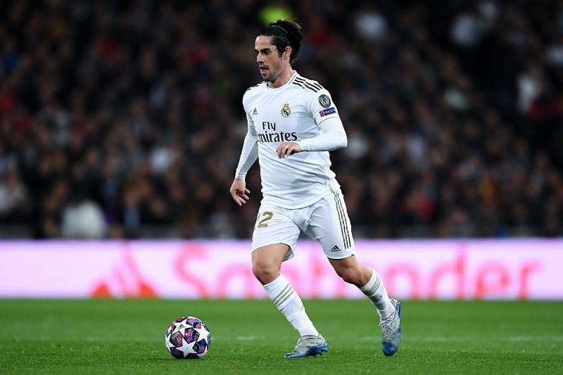 Many questioned his selection pre-match, but Isco again silenced his critics with a solid display and goal