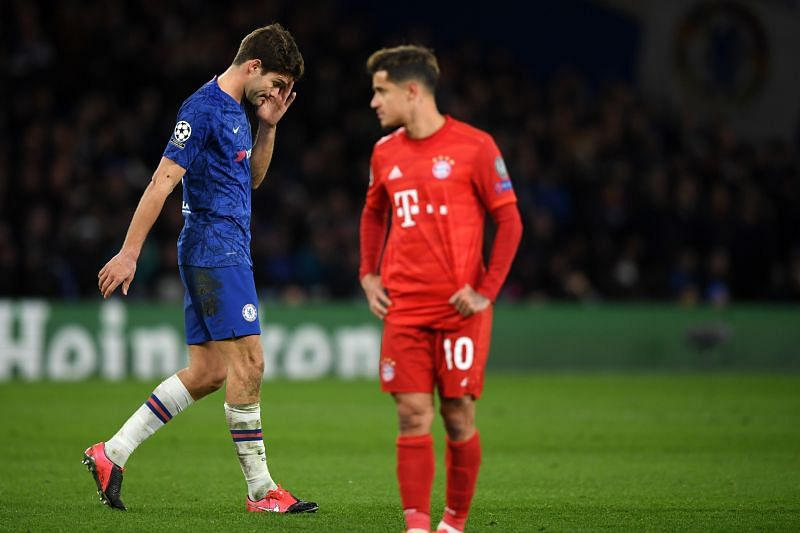 A night to forget: Alonso's late petulance put Chelsea at even more of a disadvantage and he'll miss leg two
