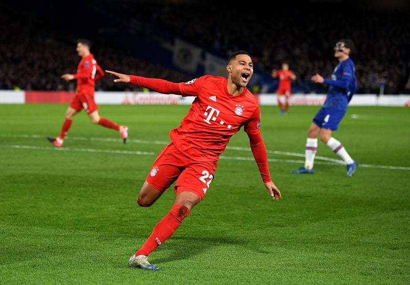 Gnabry was the second-half catalyst as Bayern opened up their hosts at will on the counter-attack