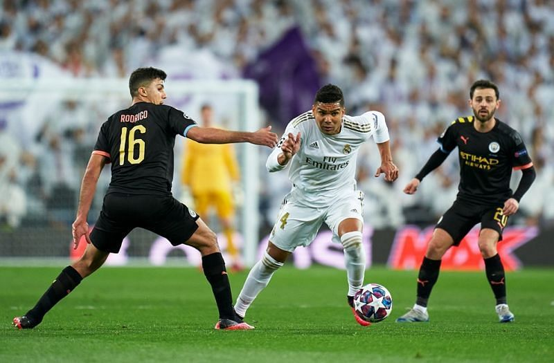 Casemiro was wasteful in possession, made mistakes aplenty and provided insufficient defensive support