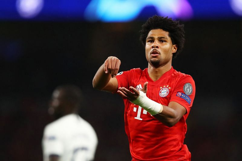 Gnabry scored a fabulous four goals as Bayern dismantled Tottenham 7-2 on his return to north London