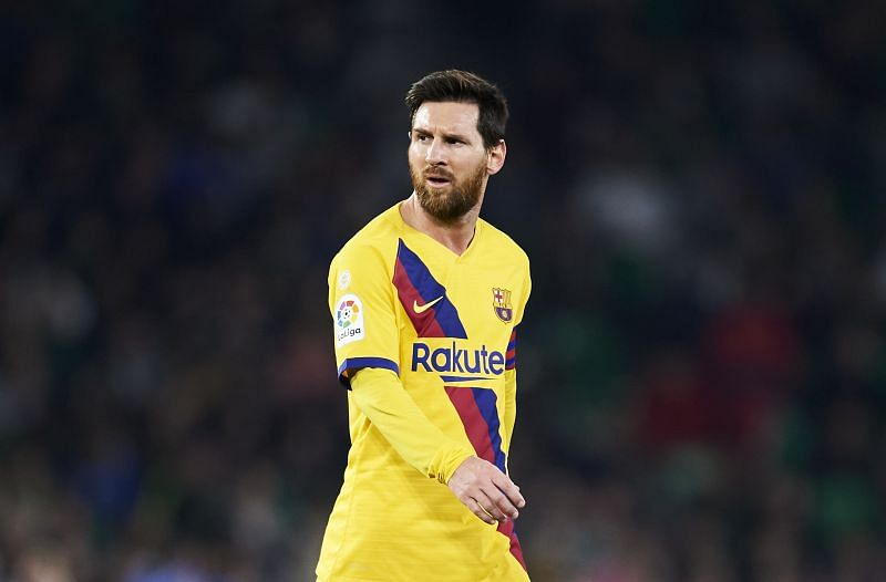 Messi created a hat-trick of assists and could have netted a hat-trick of goals too against Betis