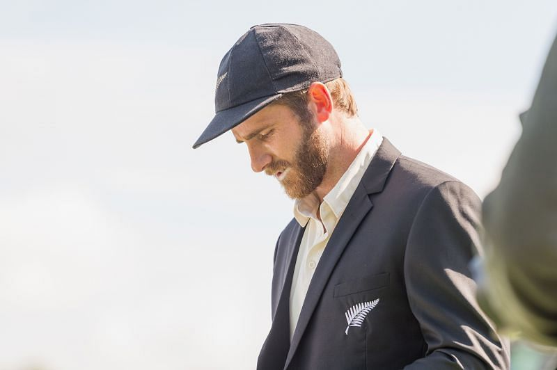 New Zealand 'S Skipper Kane Williamson