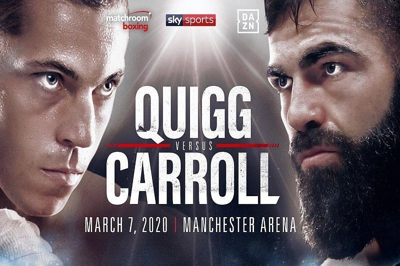 Image result for quigg carroll