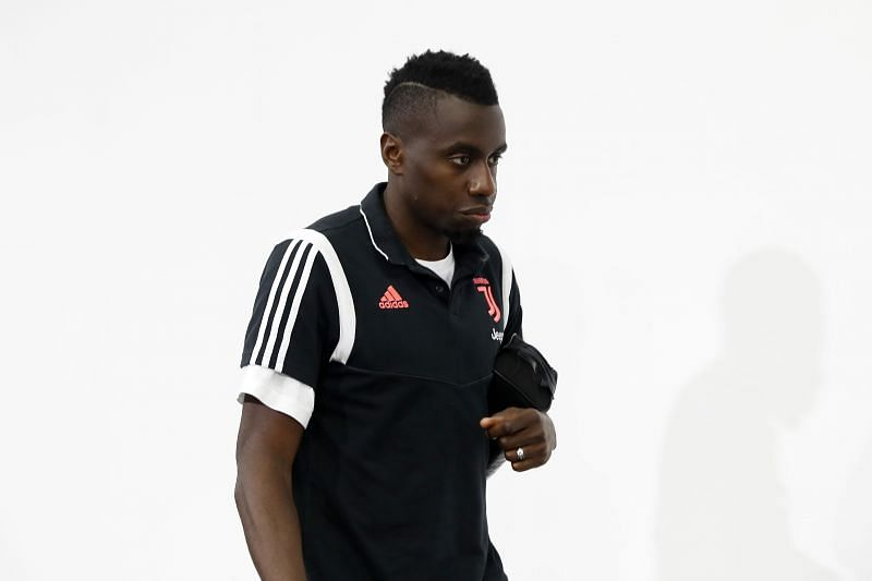Blaise Matuidi was one of many players from Italy to have tested positive for the Coronavirus.
