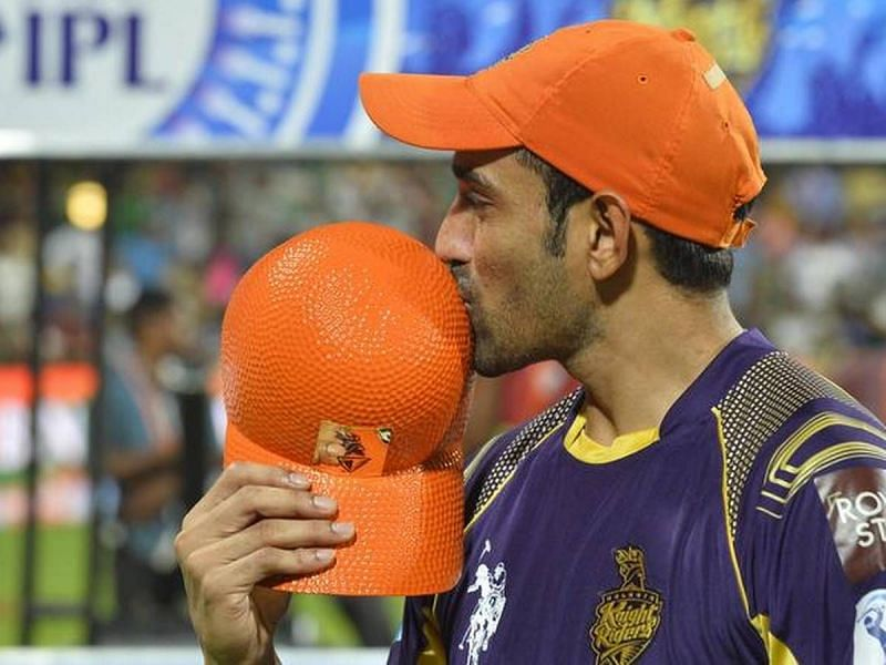 Uthappa is the only KKR cricketer to win the Orange Cap