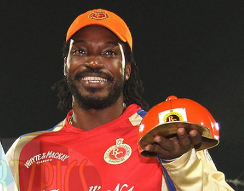 Chris Gayle is the only cricketer to win the Orange Cap for two years in a row.