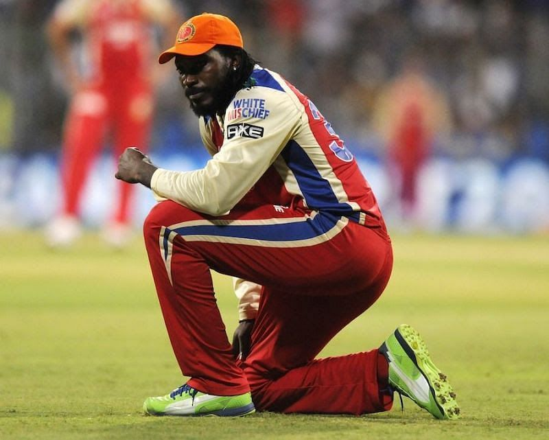 Gayle scored 608 runs in the 2011 edition of the IPL.