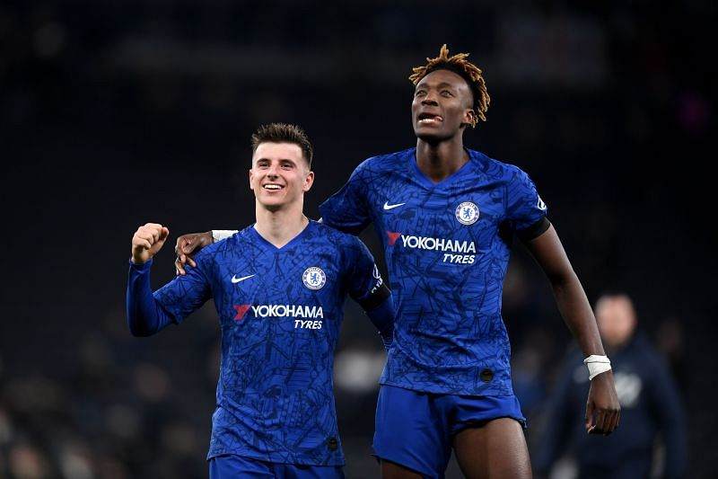 Tammy Abraham and Mason Mount have combined for 19 EPL goals and created nine more this term