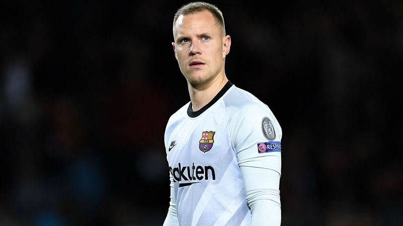 Barcelona will claim LaLiga title if they win remaining games – Ter Stegen