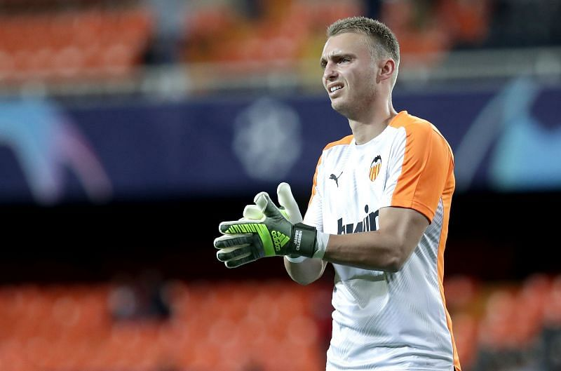 Cillessen was comfortably Valencia's best player and kept the scoreline respectable against Real Madrid