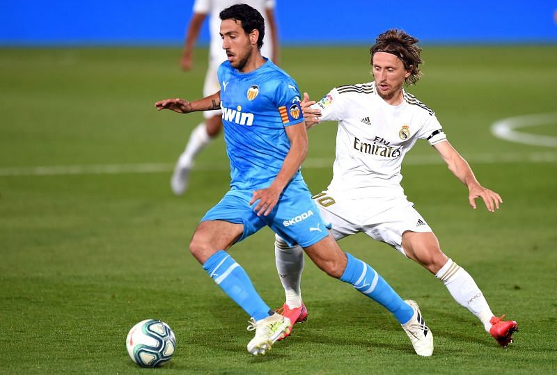 Parejo struggled to create many chances and was rather passive against Real Madrid before being replaced