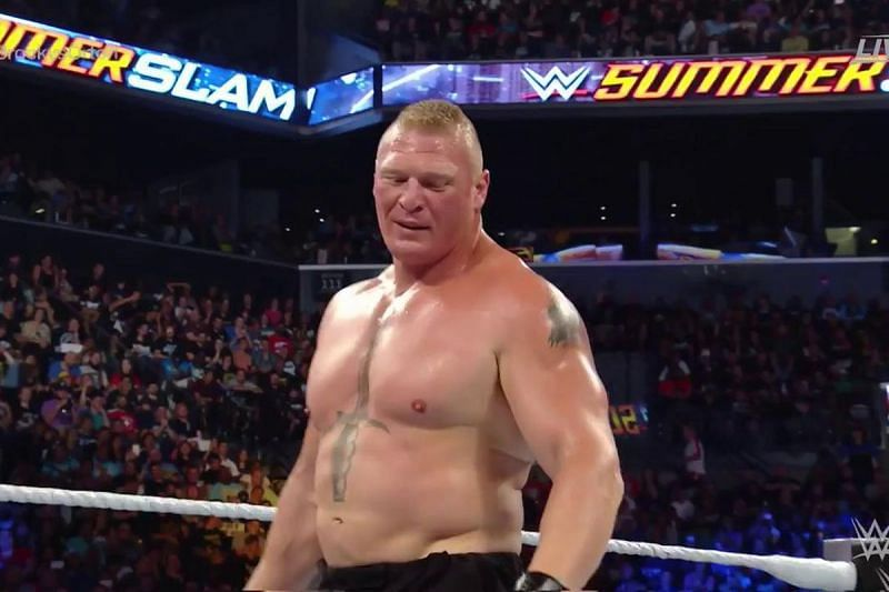 WWE reportedly cancel two matches for SummerSlam; update on Brock Lesnar