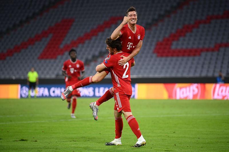 Bayern Munich 4 1 Chelsea 7 1 Aggregate 5 Hits And Flops Uefa