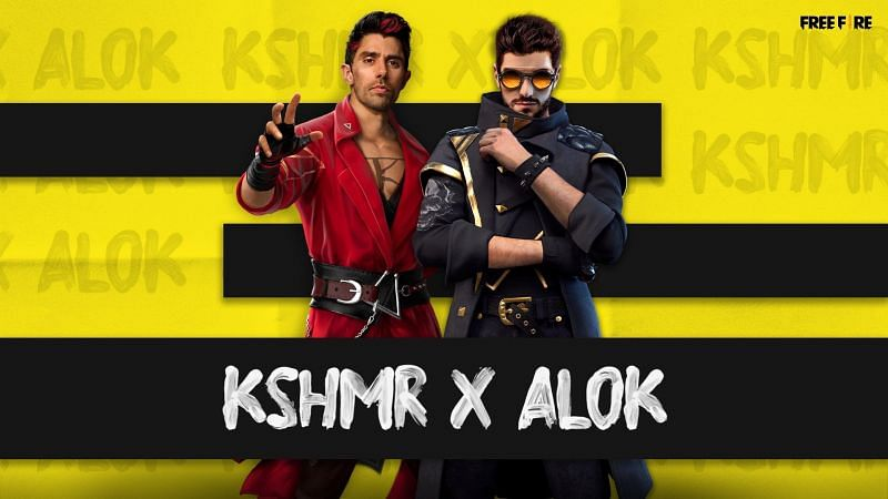 KSHMR and DJ Alok to play Free Fire together on live stream: Date announced