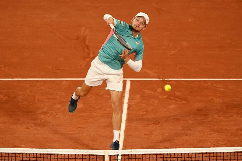 Antwerp 2020: David Goffin vs Marcos Giron preview, head-to-head & prediction   ATP European Open
