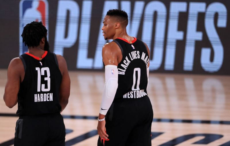 NBA Trade Rumors: Houston Rockets owner Tilman Fertitta quashes any talk about breaking up Russell Westbrook - James Harden pairing