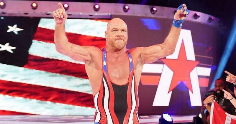 Kurt Angle reveals the most important match of his career