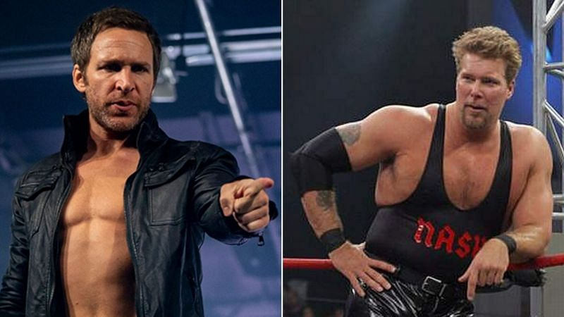 Chris Sabin opens up about his experience working with Kevin Nash [Exclusive]