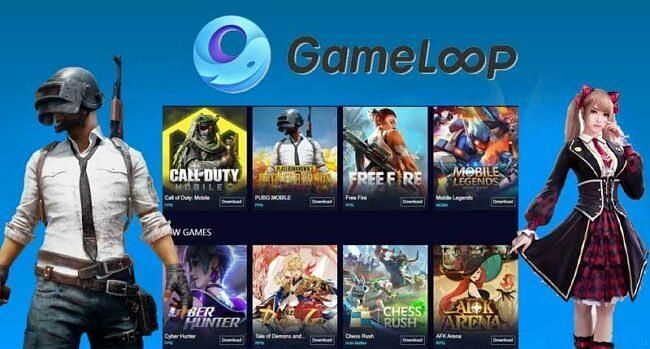 Official Gameloop Emulator (Image credits: Tencent)