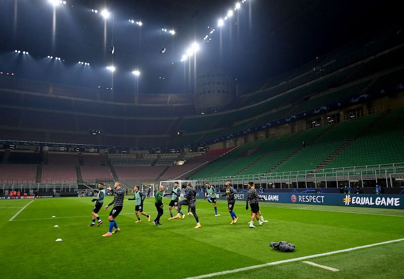 There's plenty of work ahead for Inter, who have underwhelmed for a third successive UCL campaign