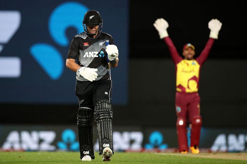 NZ v WI 2020: Bay Oval Mount Maunganui T20I records