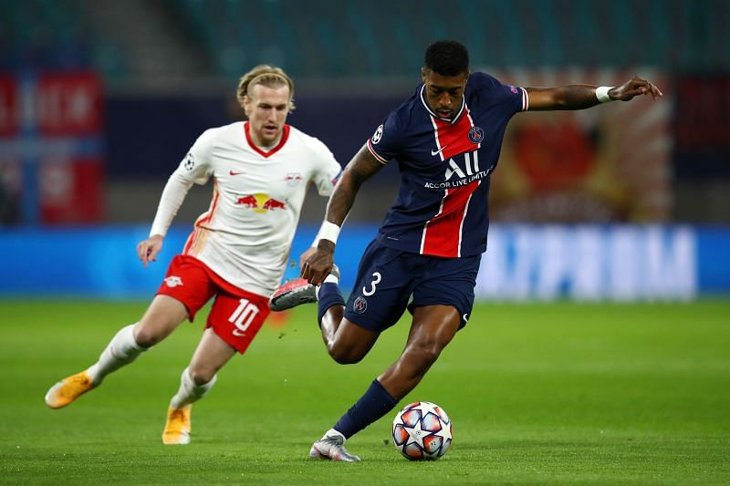 Kimpembe struggled when it mattered most again as PSG succumbed to a frustrating defeat by Leipzig