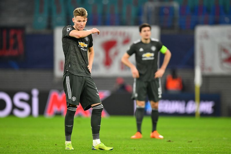 United needed just a point in Germany but were left exposed and will face Europa League football in 2021