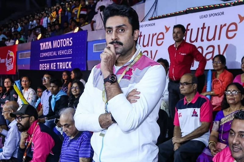 PKL: Abhishek Bachchan is more like a senior player than an owner, says Amit Hooda