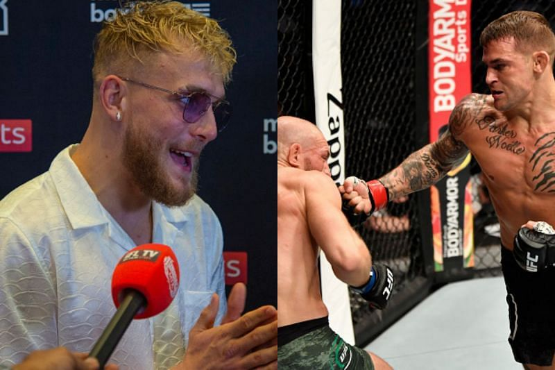Jake Paul makes insulting $10,000 offer to fight Conor McGregor after his loss at UFC 257