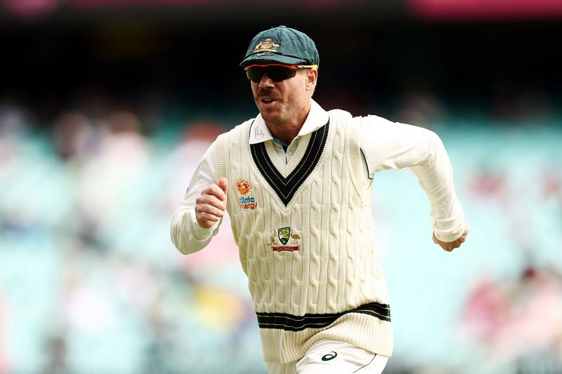 """Playing the actual game live is where you get nervous""- David Warner still uncertain about his groin injury"